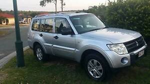 Mitsubishi Pajero - NS Model - 7 Seater Forest Lake Brisbane South West Preview