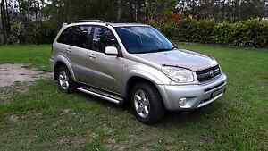 2004 TOYOTA RAV 4 CRUISER Palmwoods Maroochydore Area Preview