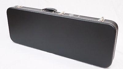 Eden Black Hard Shell Case for Telecaster Guitar