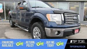 2010 Ford F-150 XLT ** Super Crew, 6 1/2' Box, Bluetooth **