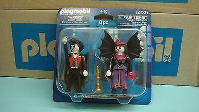 Playmobil Halloween 5239 klicky Figure Duo Pack Vampires wings toy 161