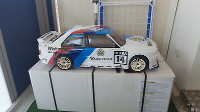 FG Modellsport BMW M3 E30 Challenge Line 1:5 RC Modellauto Benzin Straßenmodell