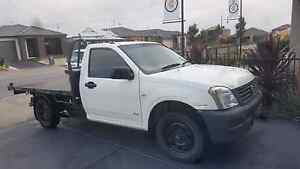 2003 Holden Rodeo. Mini truck  Dual Fuel. Long rego Cranbourne Casey Area Preview