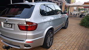 2013 Bmw x5 x40d m spec and 2009 labsport ventilator Hurstville Hurstville Area Preview