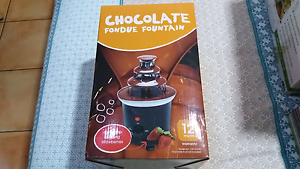 Chocolate Fountain St Clair Penrith Area Preview