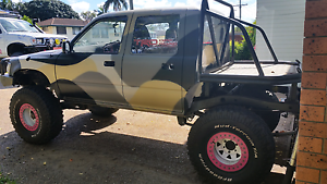 Hilux comp truck Strathpine Pine Rivers Area Preview
