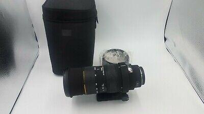 Sigma AF 50-500mm f4-6.3 EX APO DG HSM Lens  tweedehands  verschepen naar Netherlands