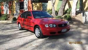 2001 Toyota Corolla Hatchback Croydon North Maroondah Area Preview