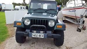 2000 Jeep Wrangler Convertible Robe Robe Area Preview