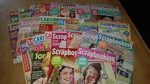 Scrapbooking Magazines Zillmere Brisbane North East Preview