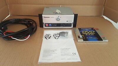 Panasonic Wj-vr30 Network Recorder New Never Use No Box