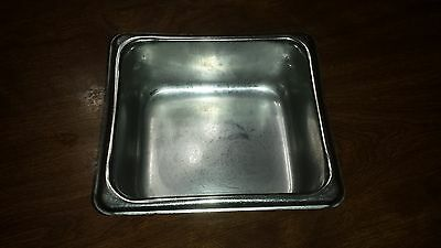 Vollrath 206299 Ss 16 Size X 2.5 D Steam Table Food Pan