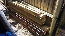 3 hardwood railway sleepers A grade available Baulkham Hills The Hills District Preview