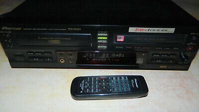 Pioneer PDR-W839 GRAVEUR CD+LECTEUR 3 CD voir dérails