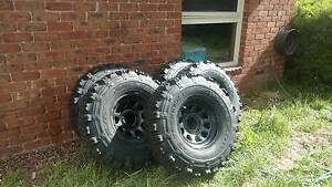 5x Simex Jungle Trekker 34/11.5/16 - great condition Rowville Knox Area Preview