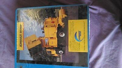 Schwarzem5000 Sweeper Manual John Deere Series 300 Om Service And Parts Manual