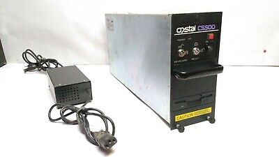 Crystal Cs500 Compact Industrial Computer With Single Board Computer And 4 Card