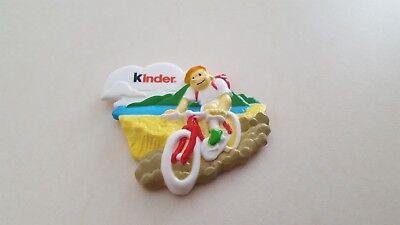 Kinder Objet publicitaire Magnet vintage original d'occasion  Expédié en Belgium