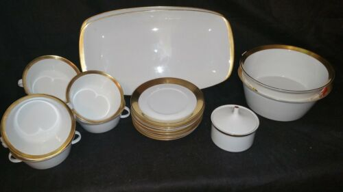 Rosenthal Ascot China 21 Pieces