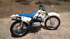 Suzuki jc 100  2stroke Greta Cessnock Area Preview