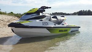 2017 Seadoo RXT 300 RS jetski just like BRAND NEW ( 13 hours)!! Redhead Lake Macquarie Area Preview