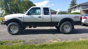 2003 ford ranger FX4 Level 2