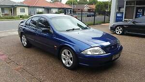 2000 Ford Falcon AU S 4.0L 6 Cylinder Twin Wing - MANUAL Waratah Newcastle Area Preview