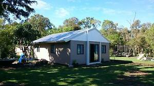 Granny Flat 60m2 Two bedroom + Study Folding Home Gympie Gympie Area Preview