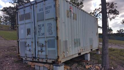 Shipping Container 20ft River Heads Fraser Coast Preview