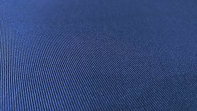 Royal Blue 7 OZ. Nomex Aramid Canvas Twill Fabric 64
