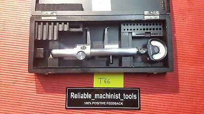 Multimahr Universal Gage Internal Thread Inside Micrometermachinist Tool T66