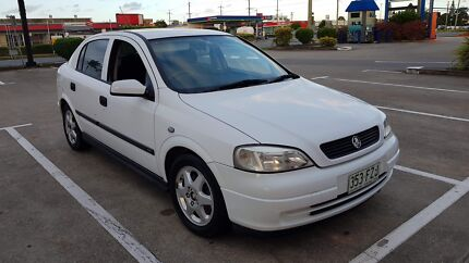 HOLDEN ASTRA 2001-REGO AND RWC Aspley Brisbane North East Preview
