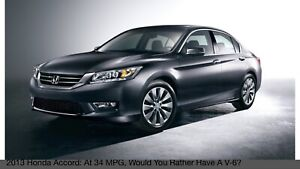 Looking for Honda Accord ( 2013-2016)
