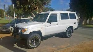 2008 Toyota LandCruiser Troop Carrier 11 seat Wonthella Geraldton City Preview