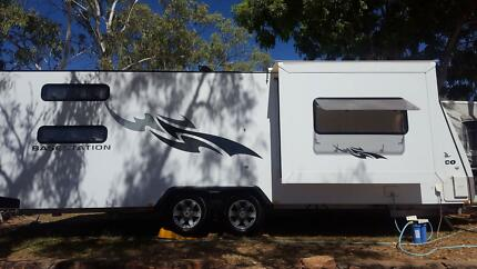 JAYCO BASESTATION CARAVAN Lake Macquarie Area Preview