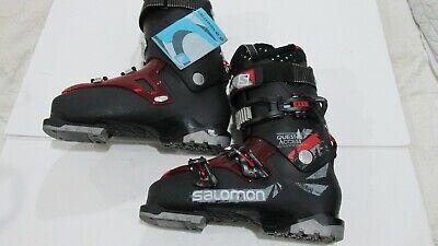 Details about Salomon X Max 100 New Men's Ski Boots Size 27.5 #819494