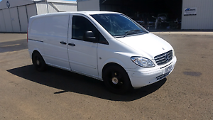 Mercedes Vito Yarrawonga Moira Area Preview