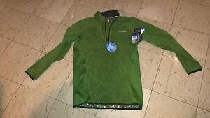 snow ski winter Columbia Men's Heat 360 II™ 1/2 Zip Jacket - Big & Tall SIZE LT