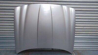 JAGUAR XJ8 X350 2003-07 BONNET  - SILVER  PAINT CODE MDZ (BONNET NO 1)