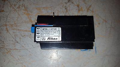 Riken Overload Relay Bth-12t2e
