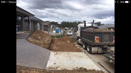 Tipper Hire / Excavation