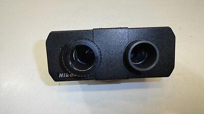 Nikon Alphaphot Ys2 Head Eyepiece Assembly