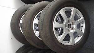 TYRES 3 OF MICHELIN 235/65/17 Bungalow Cairns City Preview
