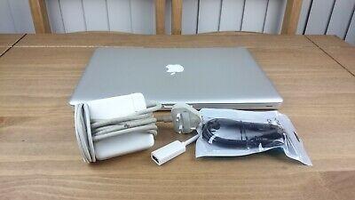 "MacBook Pro 15"" - 2011 / 16GB / 256GB SSD / VGC"
