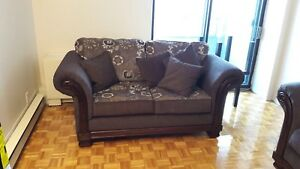 Sofa and love seat Brand new