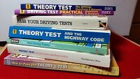 Selection Learning To Drive Books -theory & Driving Test Practical Highway Code -  - ebay.co.uk