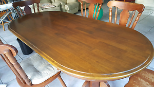 Dining Table & 6 Chairs Cranbrook Townsville City Preview