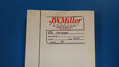 5 Pcs 72f184ap Jw Miller Rf Fixed Inductor 180uh 5 Axial Lead Obsolete