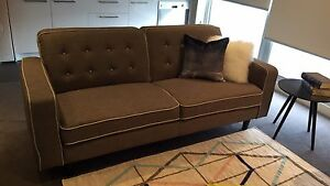 3 Seater Sofa Brooklyn Brimbank Area Preview