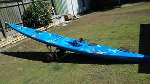 4.2mtr surf ski Kippa-ring Redcliffe Area Preview